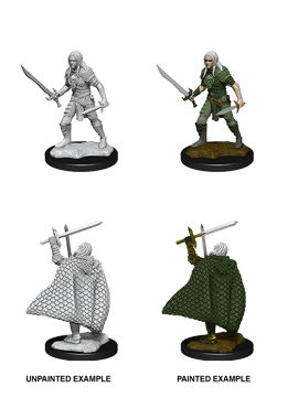 Deep Cuts: Male Elf Fighter (2021)
