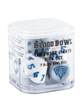 Dwarf Giants: Dice Set