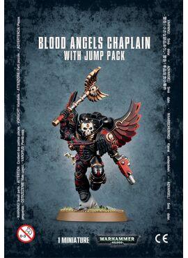 Blood Angels Chaplain