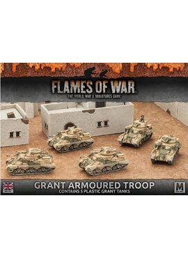 Grant Armoured Troop