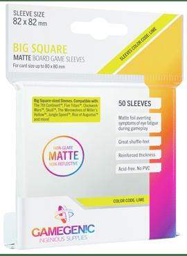 GameGenic Matte Big Square Sleeves
