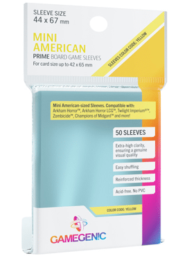 GameGenic Mini American Sleeves