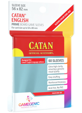 GameGenic Catan Sleeves