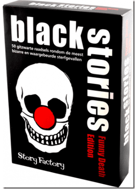 Black Stories: Funny Death