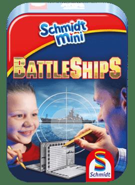 Battle Ships Mini Tin