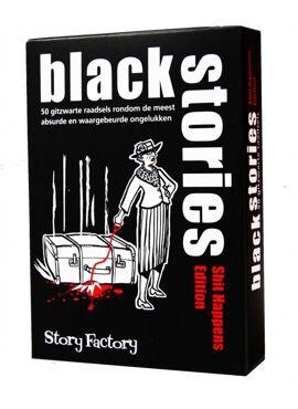 Black Stories: Shit Happens