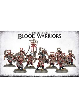 Khorne Bloodbound Blood Warriors