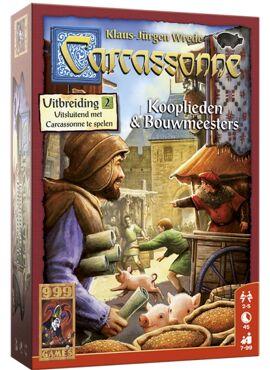 Carcassonne Kooplieden en Bouwmeesters (2016)