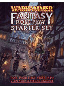 Warhammer Fantasy Roleplay Starter Set