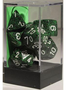 Speckled Poly Dice: Recon