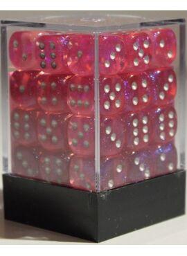 Borealis D6 Dice Block: Pink
