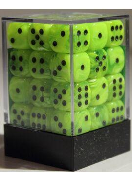 Vortex D6 Dice Block: Bright Green