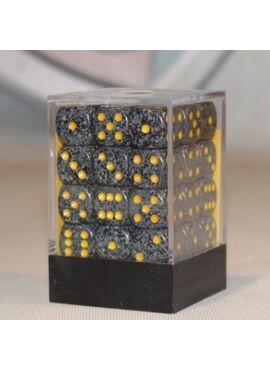 Speckled D6 Dice Block: Urban Camo