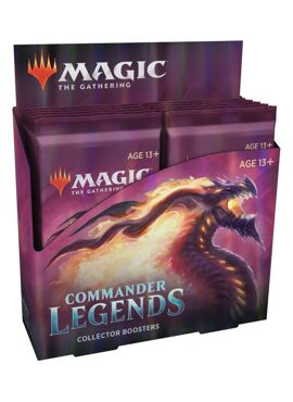 Commander Legends Collector Boosterbox
