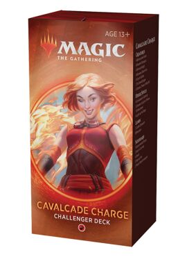 Challenger Deck: Cavalcade Charge