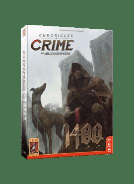 Chronicles of Crime: 1400 (NL)