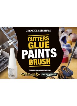 Citadel Build & Paint Set