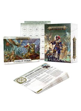 Warscrolls: Cities of Sigmar