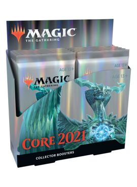 Core Set 2021 Collector Boosterbox