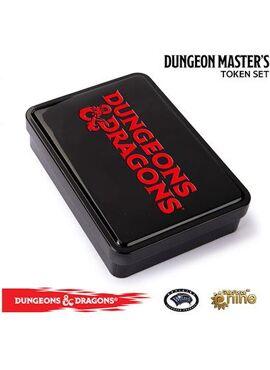 Class Token Set: Dungeon Master