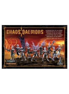Deamonettes of Slaanesh