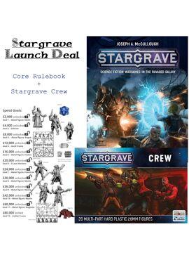 Stargrave Launch Deal: Core Rules + Crew