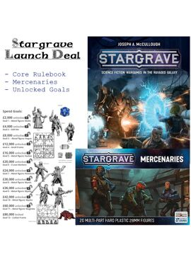 Stargrave Launch Deal: Core Rules + Mercenaries