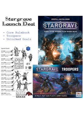 Stargrave Launch Deal: Core Rules + Troopers