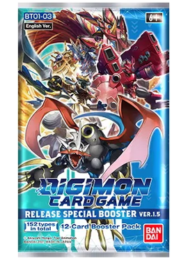 Digimon Special Release Booster v1.5