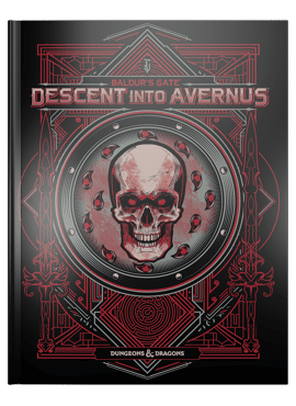 Baldur's Gate: Descent into Avernus (Alternate Cover)