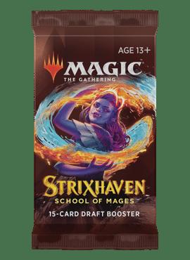 Strixhaven Draft Booster