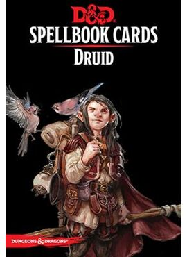 Spellbook Cards: Druid