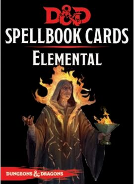 Spellbook Cards: Elemental
