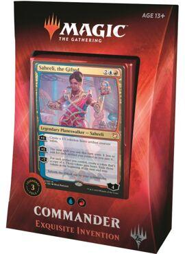 Commander 2018: Exquisite Invention