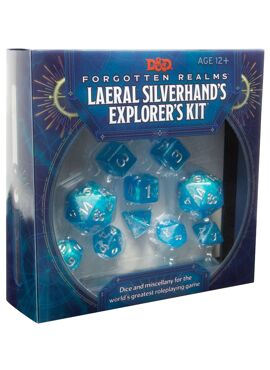 Laeral Silverhand's Explorer's Kit