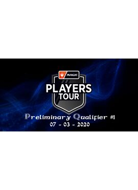 Players Tour - Preliminary Qualifier #1