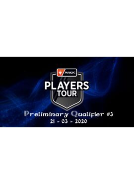 Players Tour - Preliminary Qualifier #3