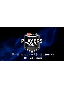Players Tour - Preliminary Qualifier #4