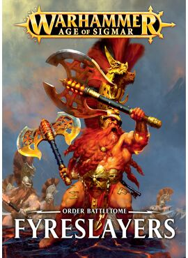 Battletome: Fyreslayers