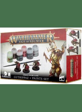 Gutrippaz Paint Set