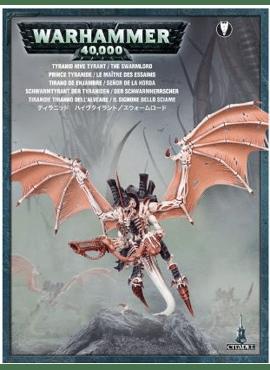 Tyranid Hive Tyrant