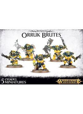 Ironjaws Orruk Brutes