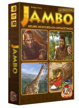 Jambo: Nieuwe Avonturen