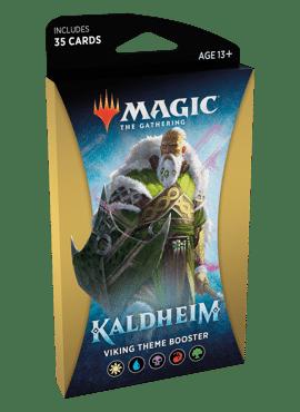 Kaldheim Theme Booster