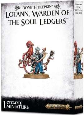 Lotann, Warden of Soul Ledgers