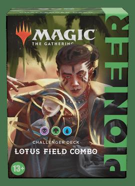 Pioneer Challenger Deck: Lotus Field Combo