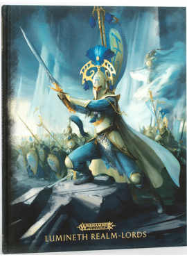 Battletome Lumineth Realm-Lords