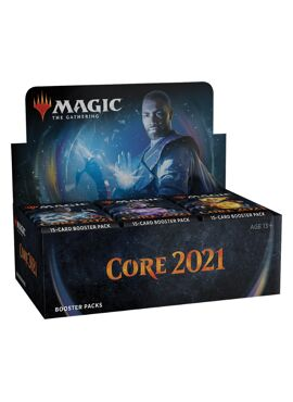 Core Set 2021 Boosterbox