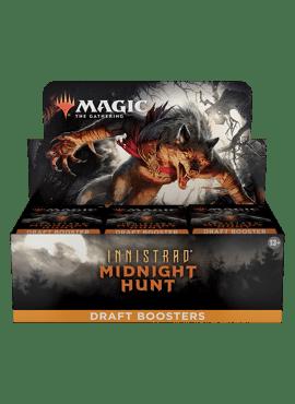 Midnight Hunt Draft Booster Display
