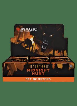Midnight Hunt Set Booster Display
